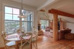 Spectacular views from the upper deck - Don`t miss the amazing Big Sky sunrise.