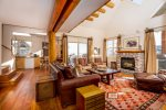 Amazing slopeside location with fabulous Lone Peak views