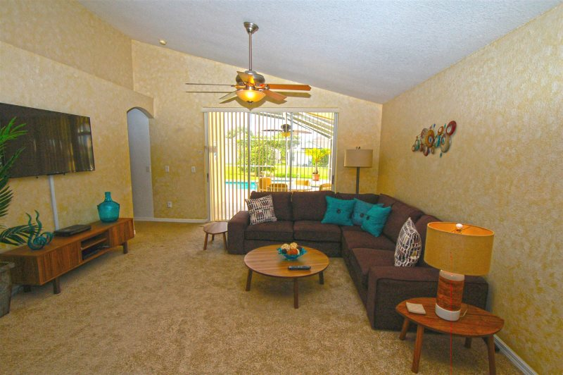 Highlands Reserve 4 Bedroom Vacation Rental Home W Pool Spa And Games Room