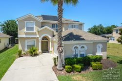 Welcome to this 5 bed\/4.5 bath vacation home in Calabay  Tower Lake.