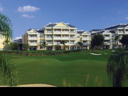Beautiful one bedroom condo in Orlando`s luxury golf resort