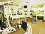 Gym at the Resort
