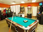 Game Room at the Resort