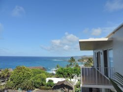 BIG Ocean View from Penthouse Floor 1BR Sunset Kahili 507
