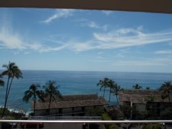 Oceanview Extraordinaire! Just Completed TOTAL remodel! High up on 4th floor!  Cooling trade winds