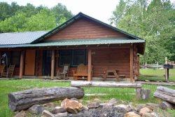 Oconaluftee River Cabin