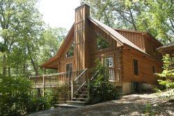Woodlands Cabin #1
