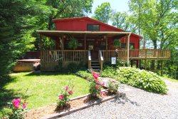 Bryson City Cabin Rentals Creekhouse
