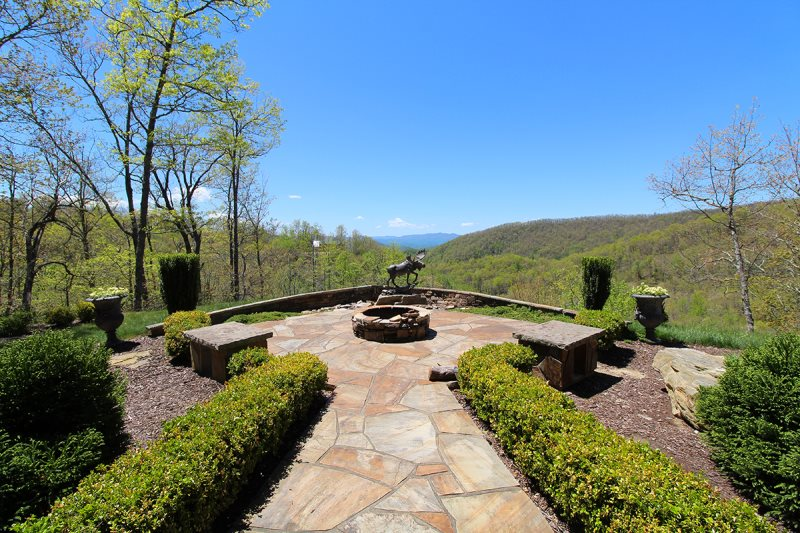 Secluded Luxury Lodge With Mountain Views Bryson City Nc