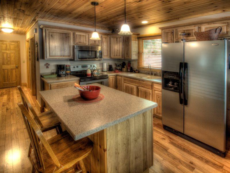 Log Cabin Vacation Rental Near Great Smoky Mountains