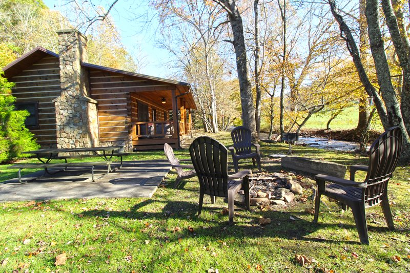 Bryson City Campground Cabins For Sale