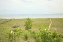 Vacation Rental Nestled in Lake Michigan Dunes