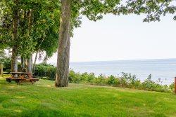 Private Lake Michigan Beach Frontage