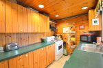 Plenty of counter space in this fully equipped kitchen