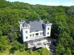 Castle on Lake Michigan