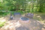 Fire Pit within Walking Distance