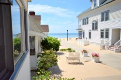 Macatawa Vacation Cottage within steps of the Shared Private Lake Michigan Beach!