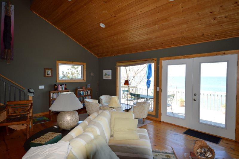Infinity Cottage Silver Lake Mi Vacation Rental