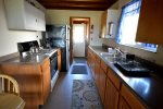 South unit fully equipped kitchen