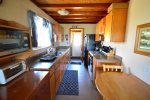 North unit fully equipped kitchen