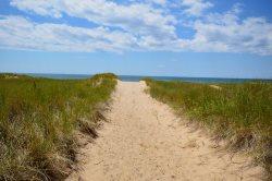 Grand Haven Vacation Rental Right on Lake Michigan Beach!