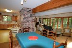 Open concept kitchen/dining room picture 3 of 3