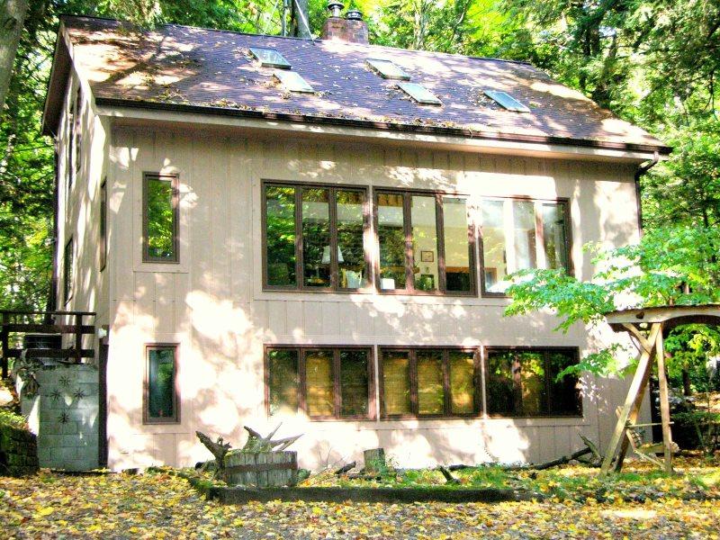 Wilderness Treehouse Grand Haven Mi Vacation Rental