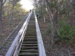 Patio Furniture off of Kitchen