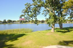 Spring Lake Vacation Rental on Lloyd Bayou