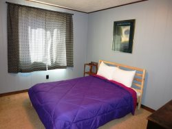Sea Star - 1st Level - Bedroom 1 with Full bed
