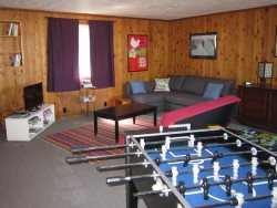 Sea Star - 1st Level - Game Room with 2 Futons, photo 1
