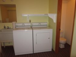 Ridgetop - Lower Level - Half Bathroom and W\/D