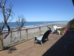 Ocean Dream - Large deck with Ocean view