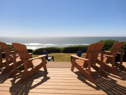 A Whale of a View - Deck with Ocean View \/ Deck chairs