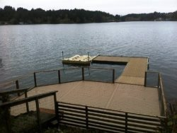 Taylors Landing - Private Dock