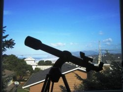 Cottage By The Sea - 2nd Floor - Spotting Scope