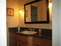 Cottage By The Sea - 2nd Floor - Master Bathroom - Sink