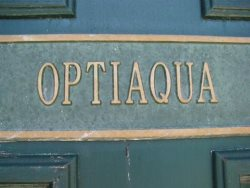Optiaqua - Main Level - Front Door Name Plate