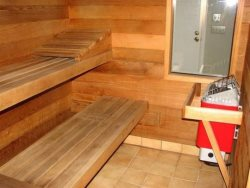 Reflections - Lower Level - Sauna