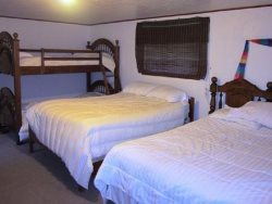 Seaclift -  Bedroom 3 With 1 Queen 1 Full Sized Beds and Twin Over Twin Bunk Beds