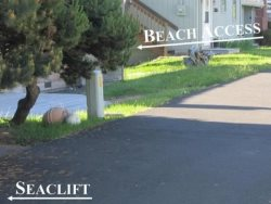 Seaclift - Beach Access