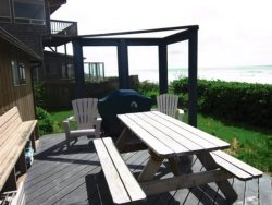 Seaclift - Back Deck Picnic Bench