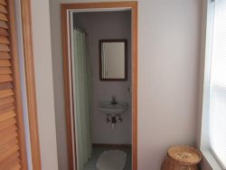 Tidal Pool Beach House - Main Level - Bathroom 1 - With Stand Up Shower