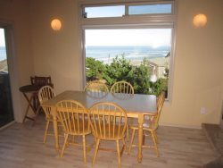 Serenity Now - Second Level, Dining Area with ocean view