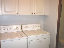 Ocean Breeze - Main Level Laundry Room