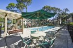 Coligny Villas Community Pool