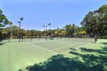 Evian Community Tennis Courts