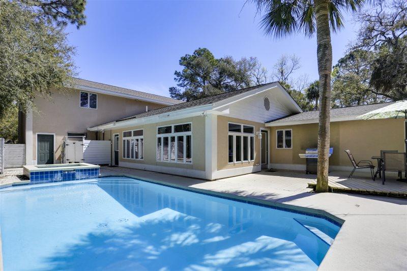 Marvelous Myrtle Lane 1 Forest Beach Hilton Head Sunset Rentals Home Interior And Landscaping Ologienasavecom