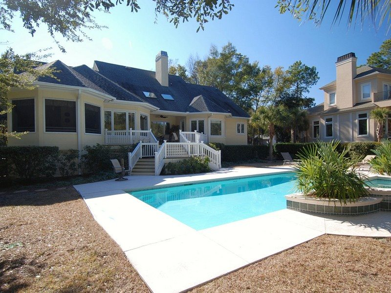 Wondrous 67 Full Sweep Palmetto Dunes Hilton Head Sunset Rentals Download Free Architecture Designs Grimeyleaguecom