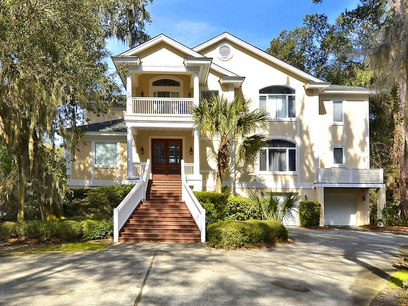 Swell 5 Hunt Club Palmetto Dunes Hilton Head Sunset Rentals Complete Home Design Collection Epsylindsey Bellcom